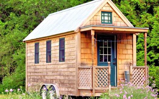 Tiny House Living in the Country