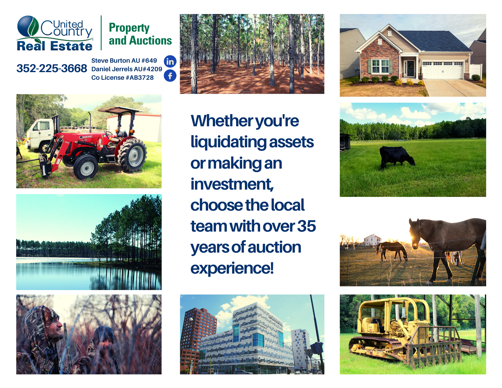 National Auctioneers Week Auction Spotlight