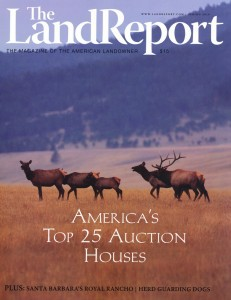 United Country Named America's No. 1 Auction Company by The Land Report
