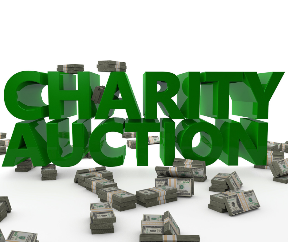 Use an Auctioneer at Your Next Charity Event