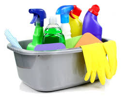 Heavy Cleaning for a Spring Listing