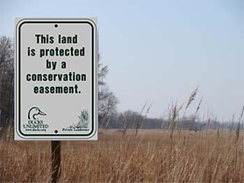 Protecting Your Land with Easements and Ducks Unlimited