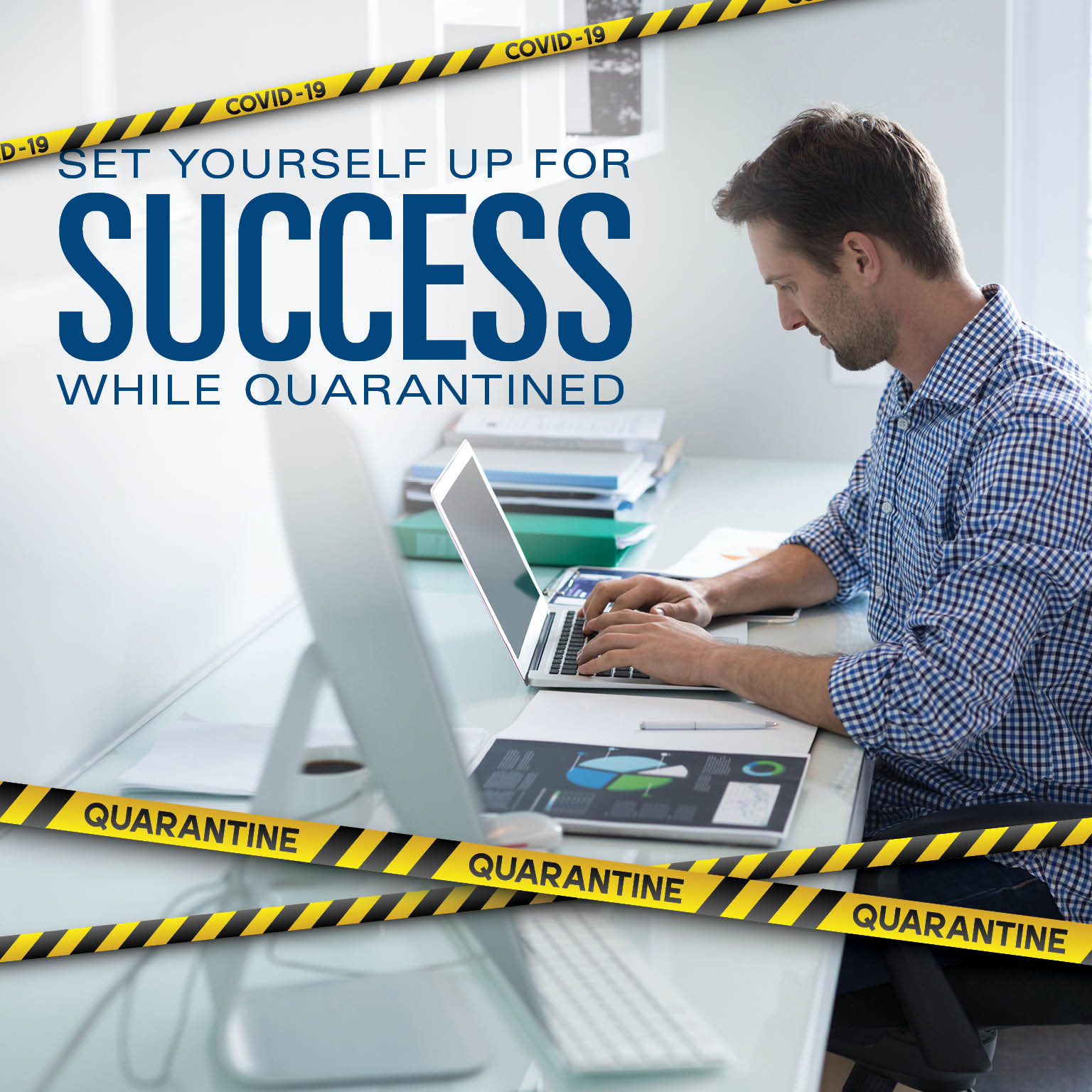 Coronavirus and Real Estate: Stay Productive During Isolation
