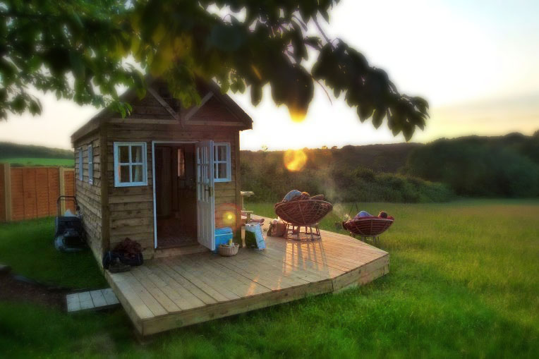 Country Living Tips for a Tiny House
