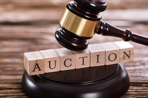 Understanding Auction Terms You See and Hear
