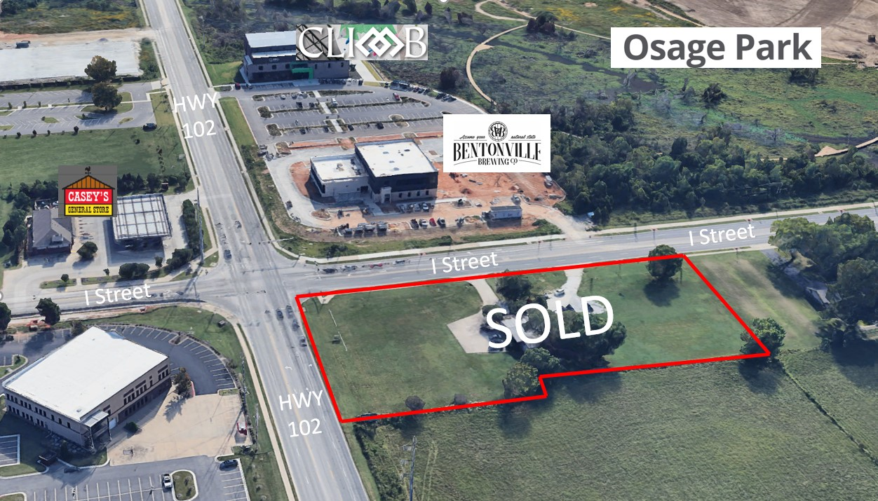 Commercial Transaction in Bentonville