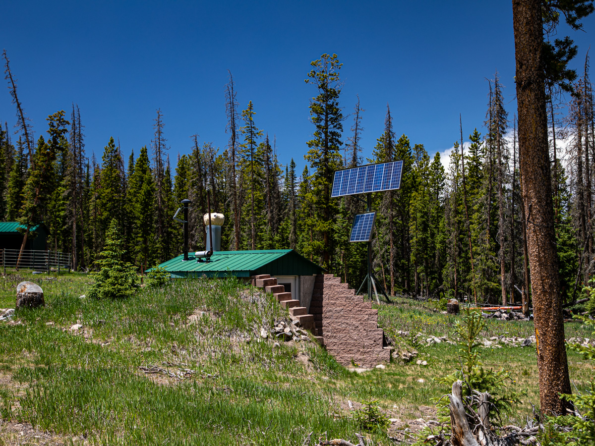 What are Off-Grid Properties?