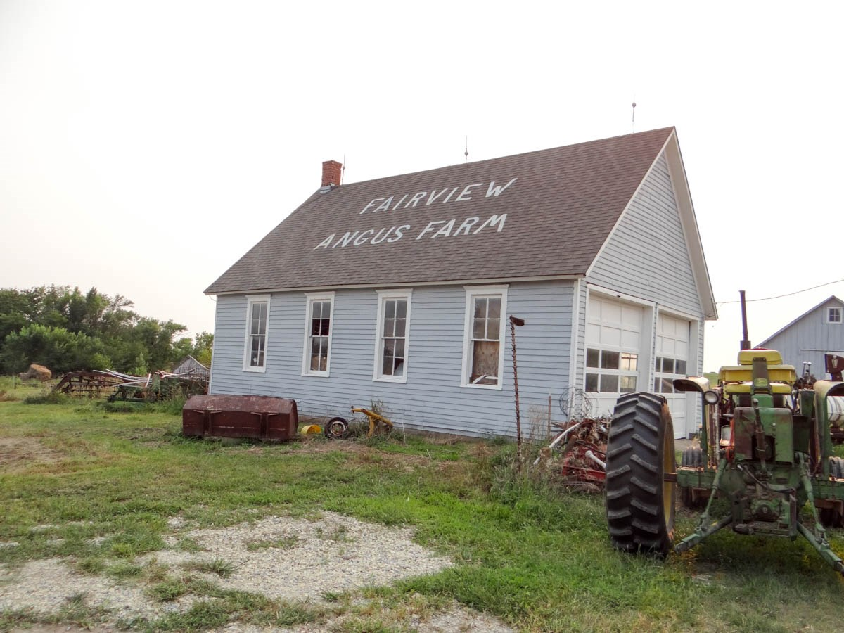 Horse Drawn Equipment, Wagon Wheels, Tools & Antiques in Dickinson County, KS
