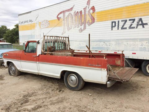 Vehicles, Trailers, Neon Signs, Mirrors, & Building Supplies in Salina, Kansas
