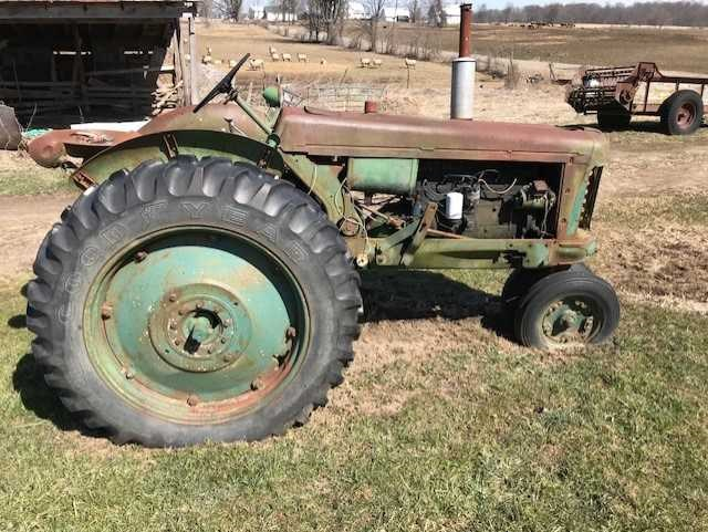 Knox County Farmstead & Acreage Estate Auction