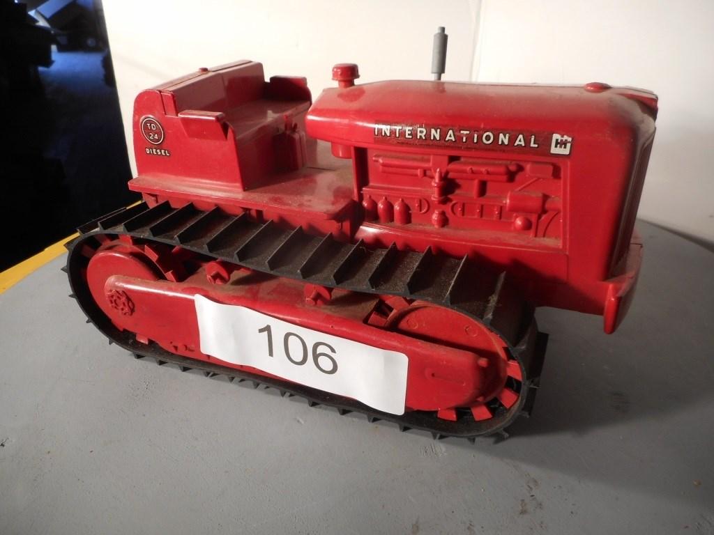 Die Cast Toy Tractor Online Auction