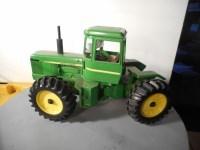 John Deere, Ertl Die Cast Tractors & Implements, Old & New