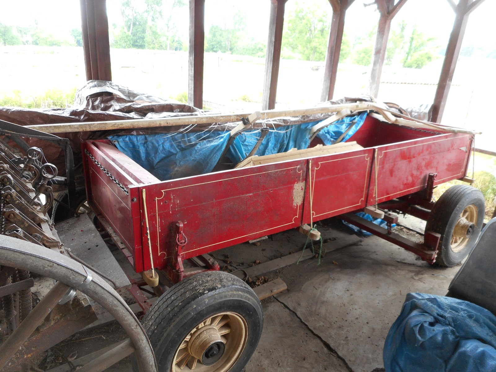 Karshner Farmstead Auction