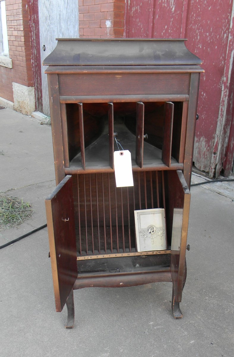 Vehicles  Tools  Phonographs  Furniture  Antiques   More