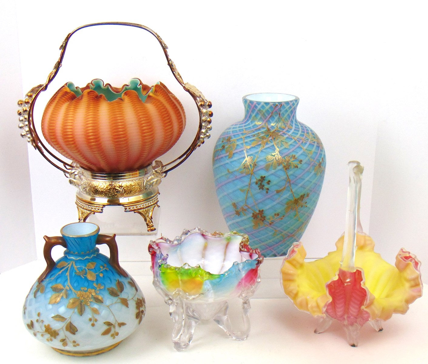 Antique & Contemporary Art Glass for Sale