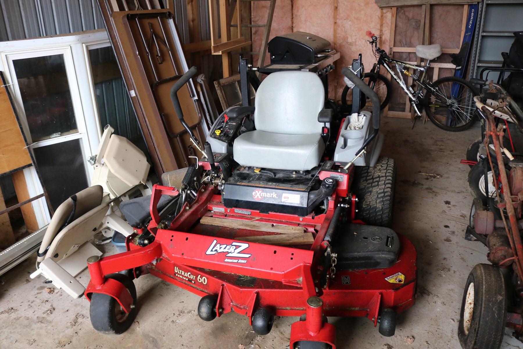 Evans Farm Equipment Auction