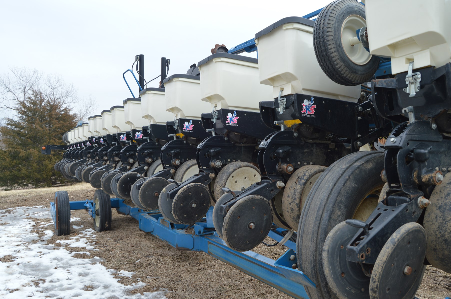 Kinze 3650 Planter * Absolute Auction