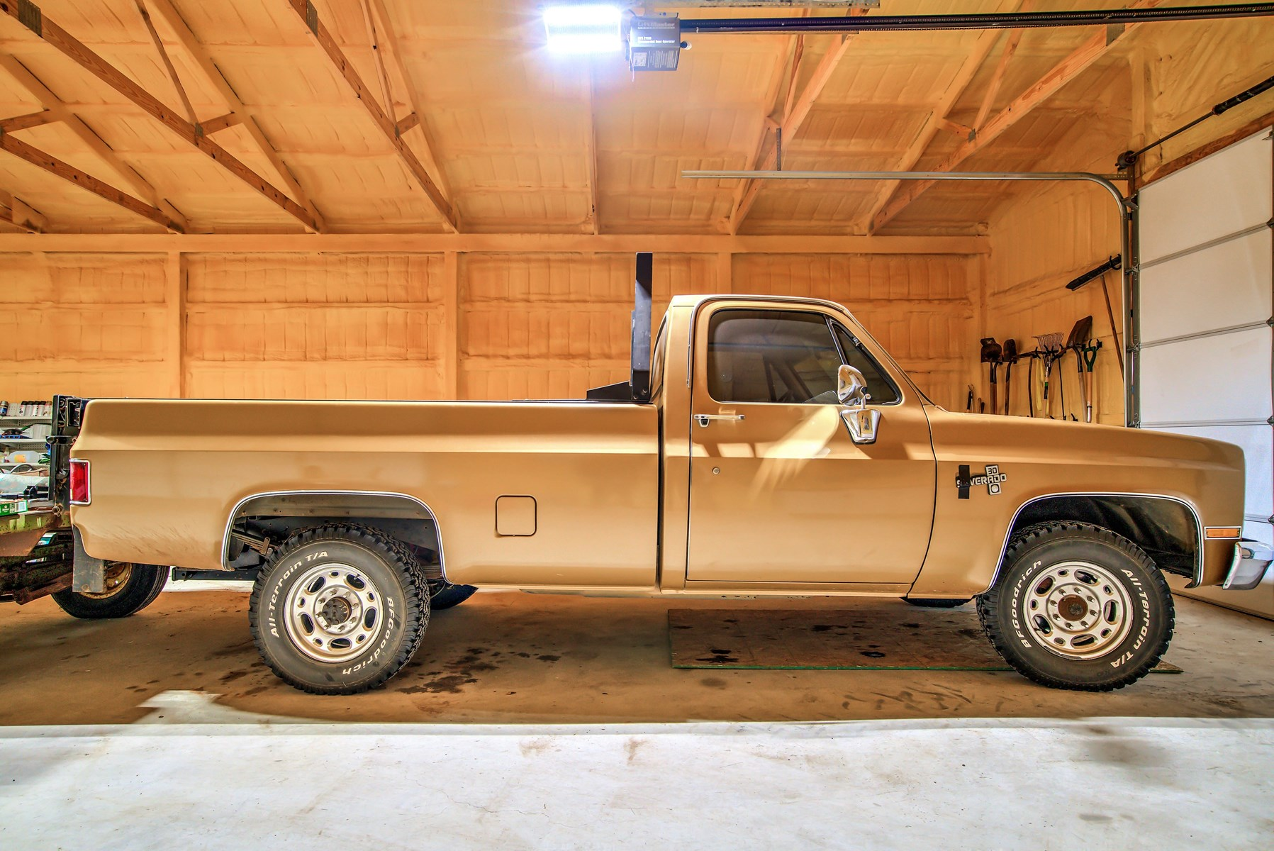 Chevy Truck, Farm Implements, Deer Stand, Tools, Appliances for Sale