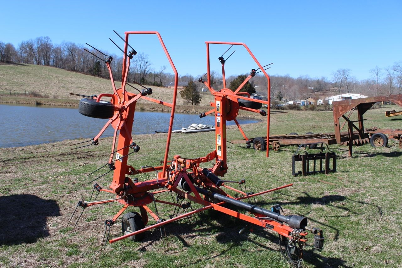 371 Acre Warren Co. Ky. Farm, FarmEquipment, Furniture & Household Items