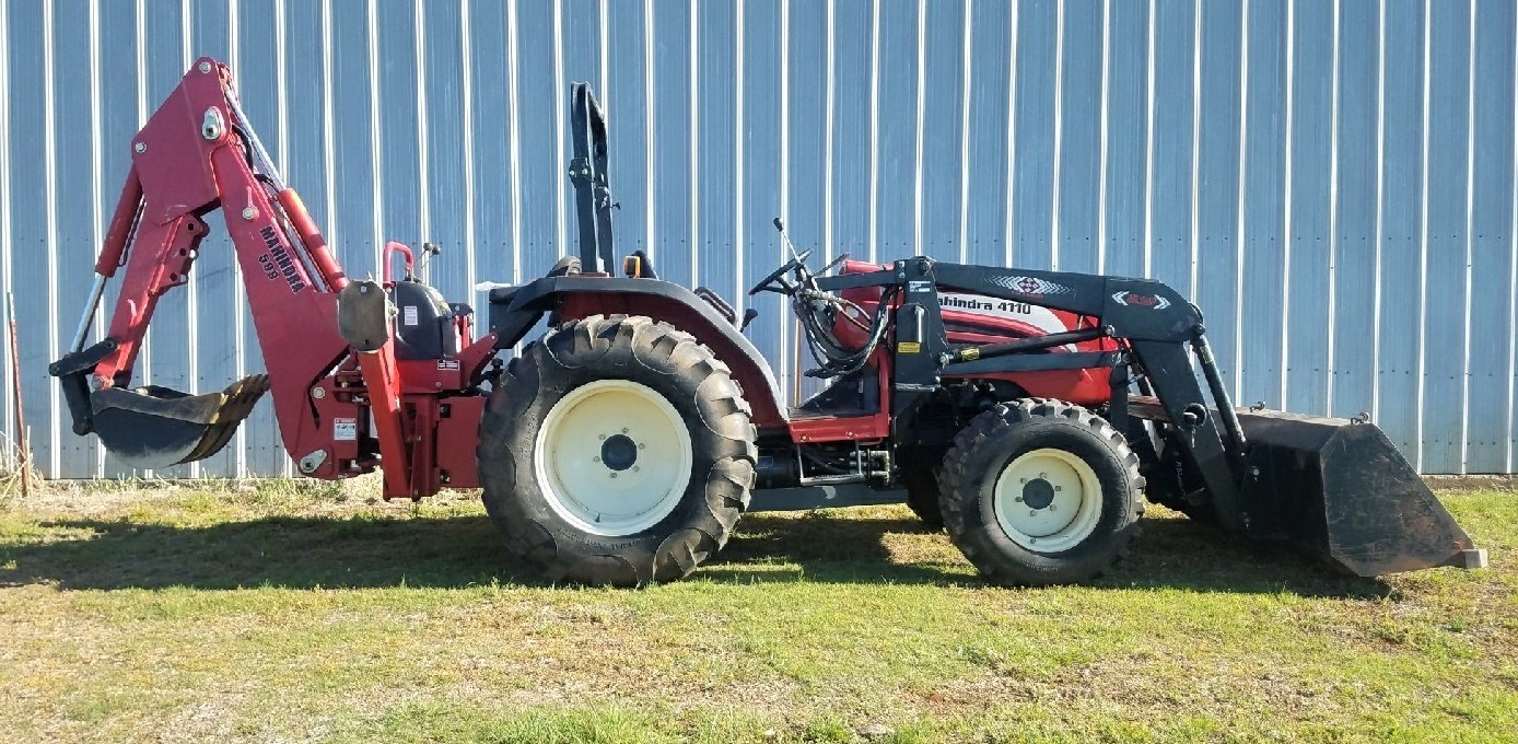 Tractors, Trailers, Guns, Knives, Harley Davisdons, 4-Wheelers, and much more!
