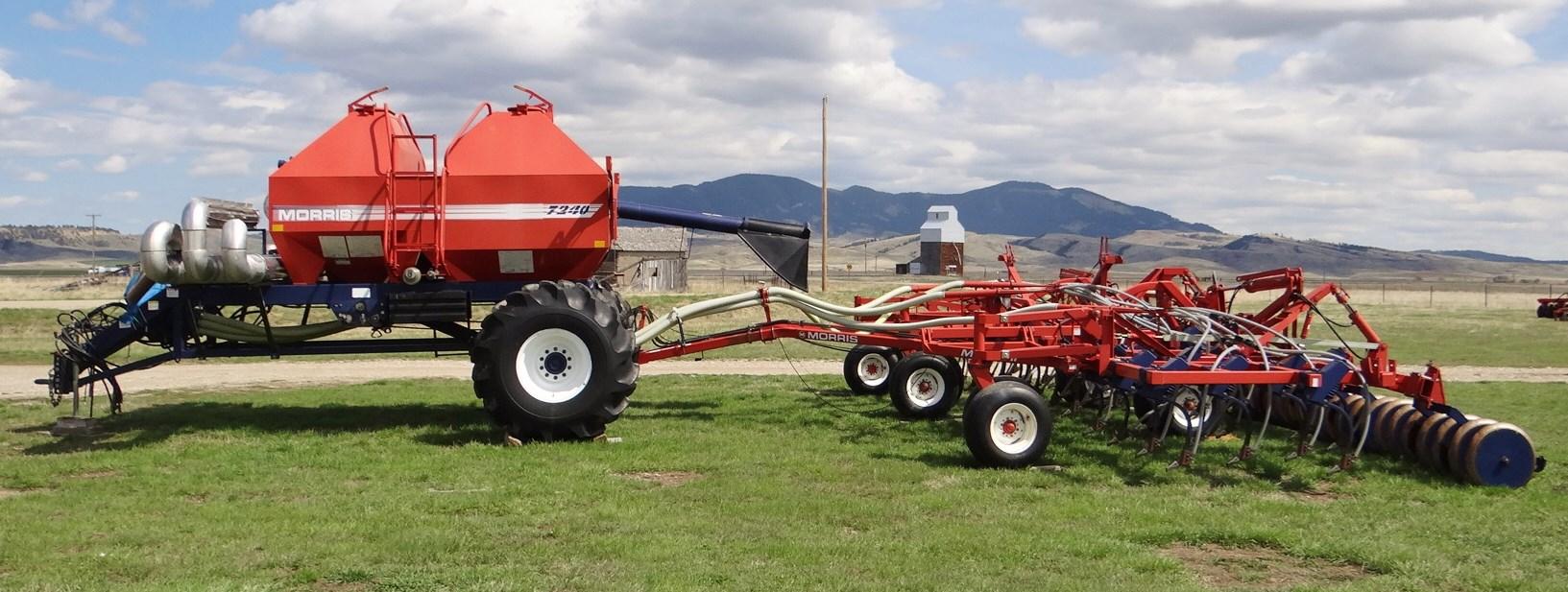 Jim & Marilyn Lewis Retirement Farm Auction