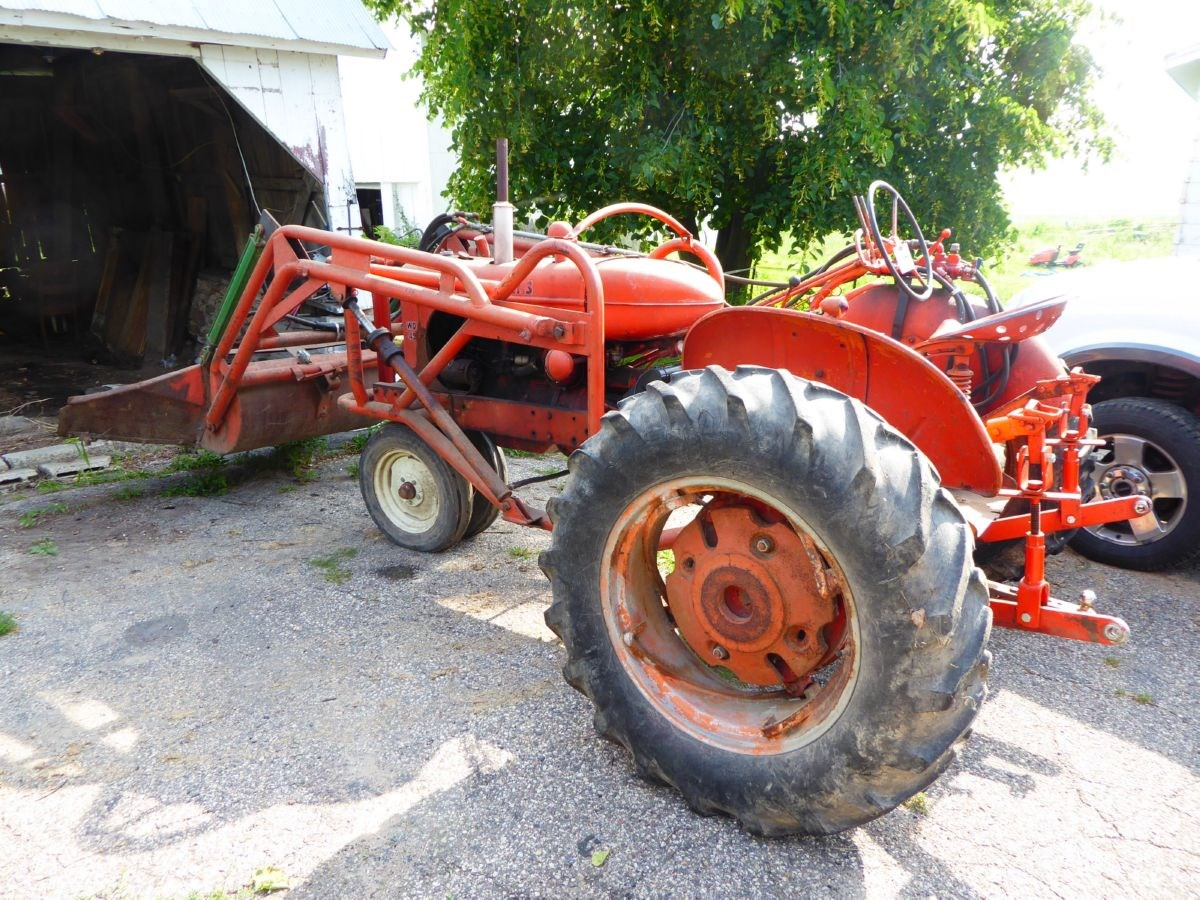 The Tractor, Vehicles, Farm and Outdoor Online Only Auction