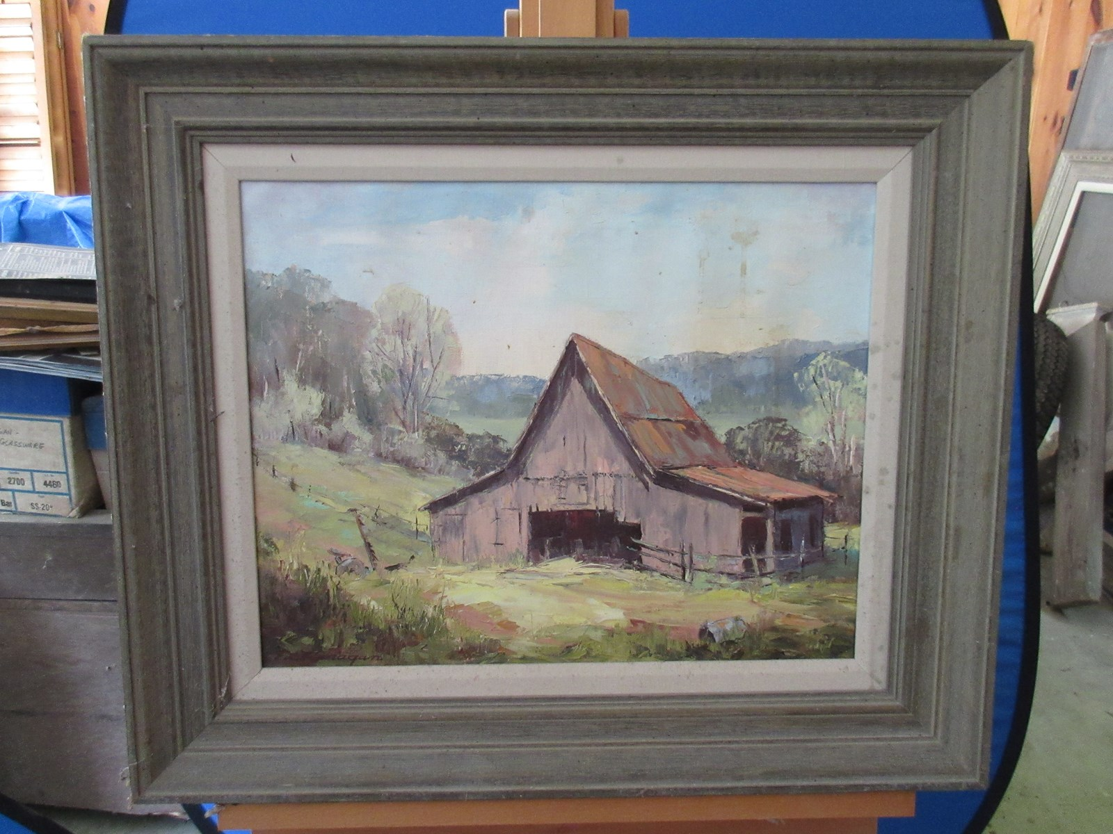 Frank A (Andy) Rogers Estate | Vintage | Art | Household | Auction