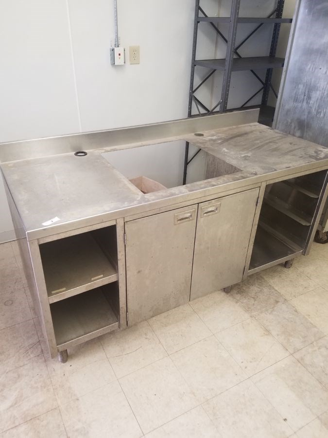 The Restaurant Equipment Online Only Auction