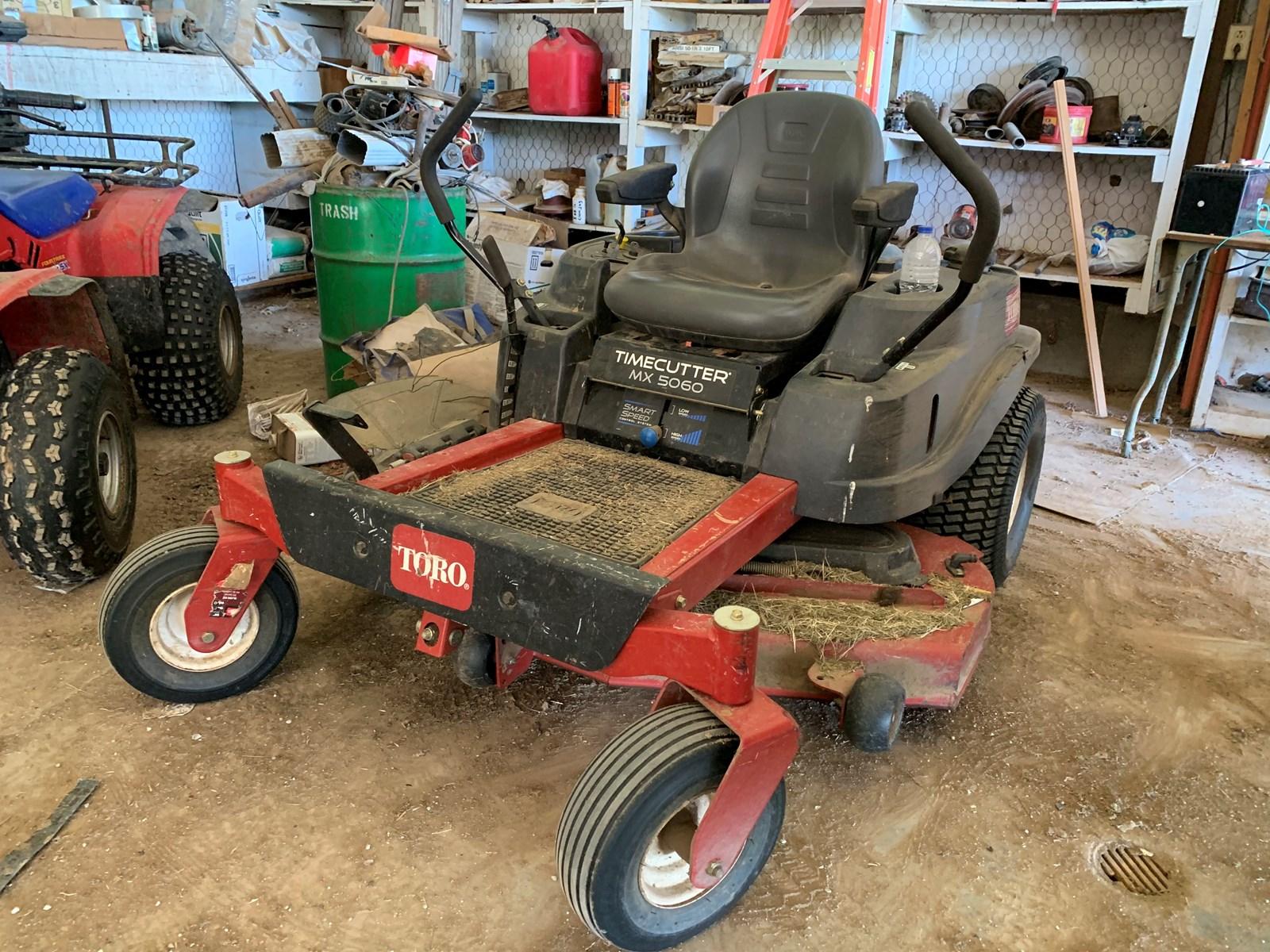 Green Estate Auction | Farm Equipment & Tools