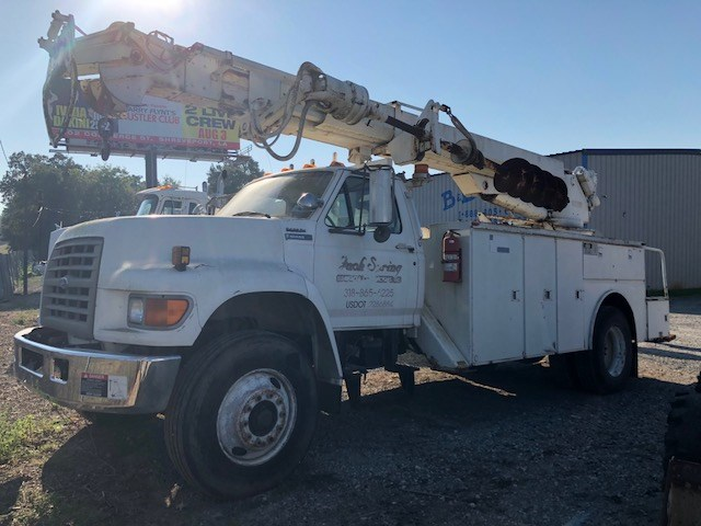 AuctionTime - 1995 Ford F750