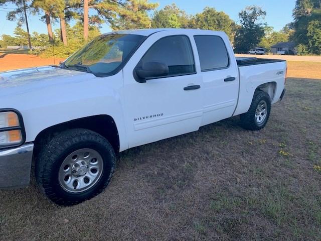 AuctionTime - 2012 Chevrolet Silverado 1500