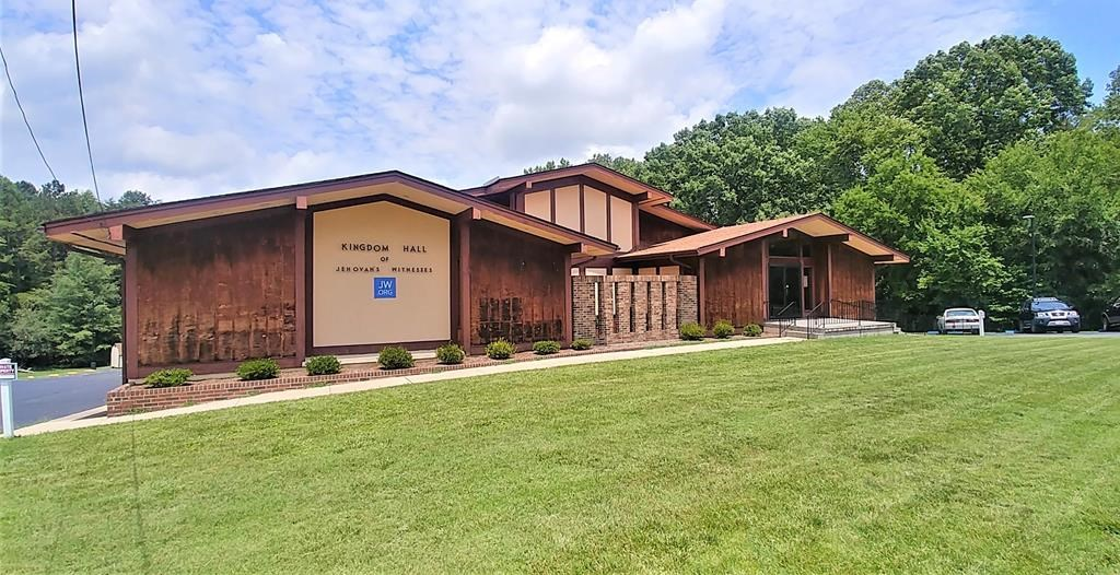 Church For Sale In Danville, VA