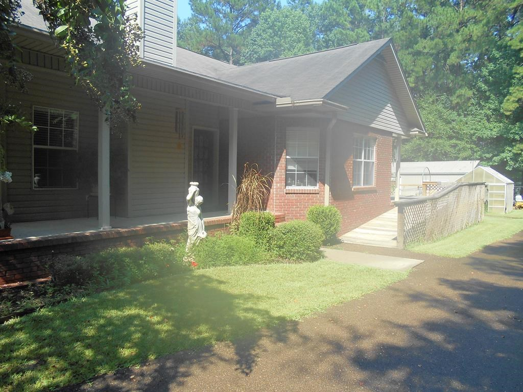 Country Home on 5 Acres Franklin County Meadville MS