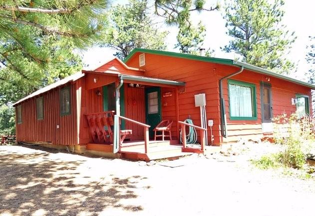 Year Round Mountain Cabin