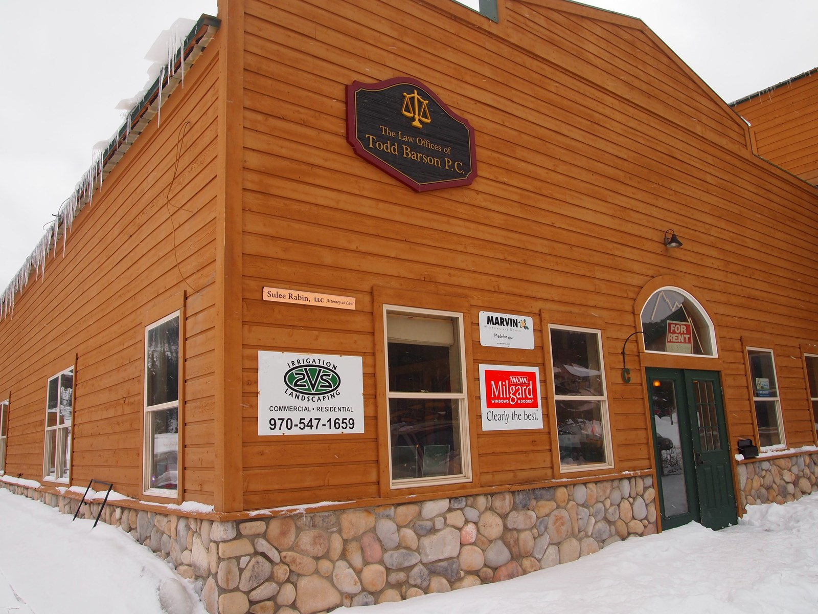 Outstanding spacious commercial property in Breckenridge, CO