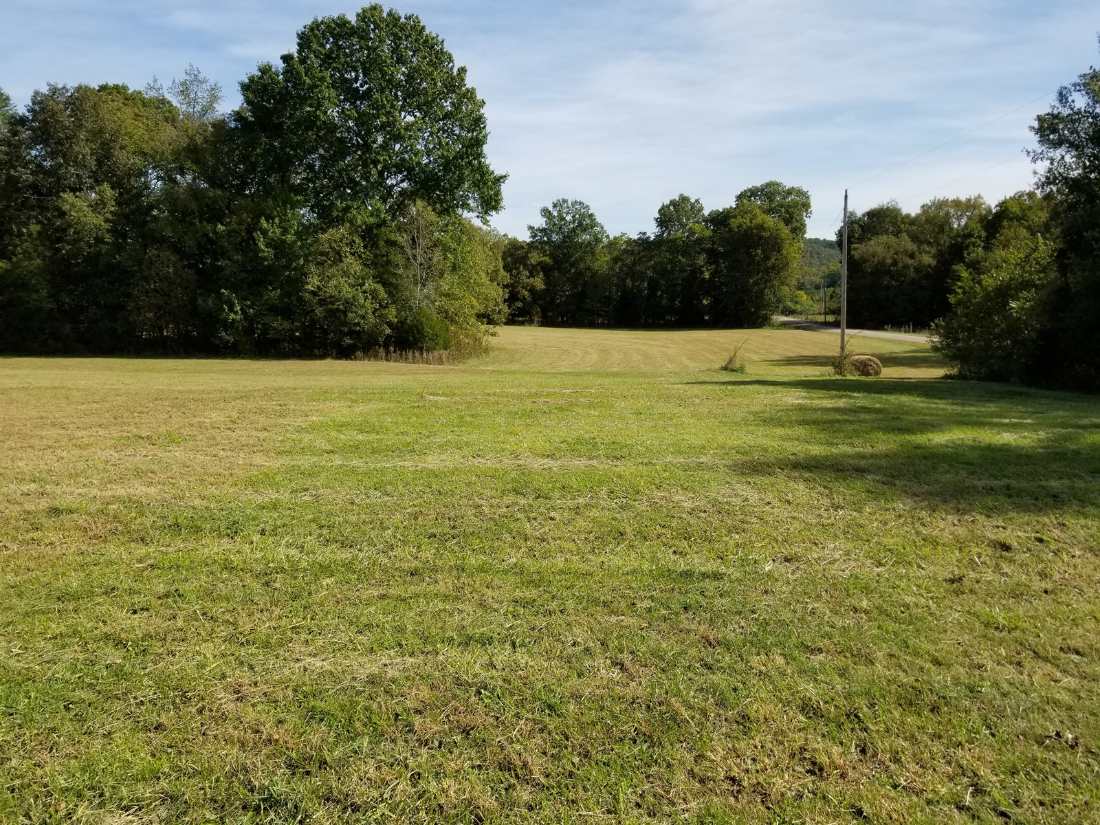 Vacant Land For Sale Linden TN 6.74 Acres +/-