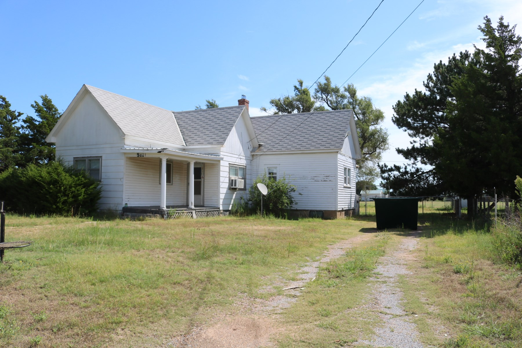 Coldwater, Kansas 'Historic Home For Sale