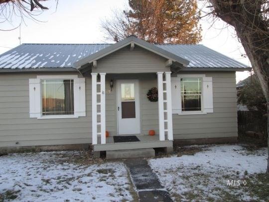 Alturas CA Starter Home for Sale