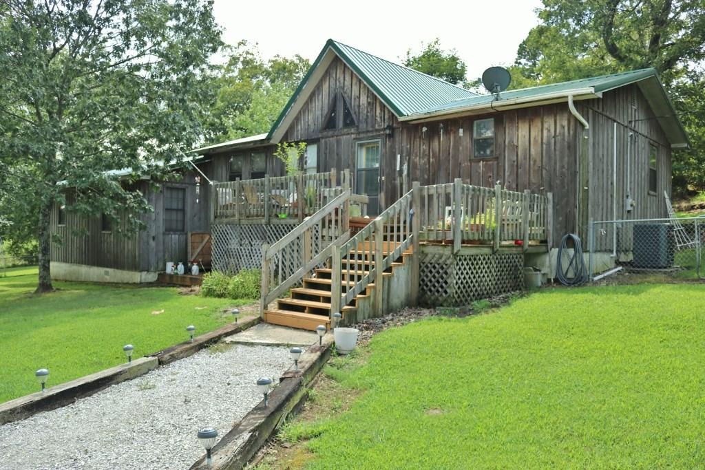 Hobby Farm in the Ozark Mountains