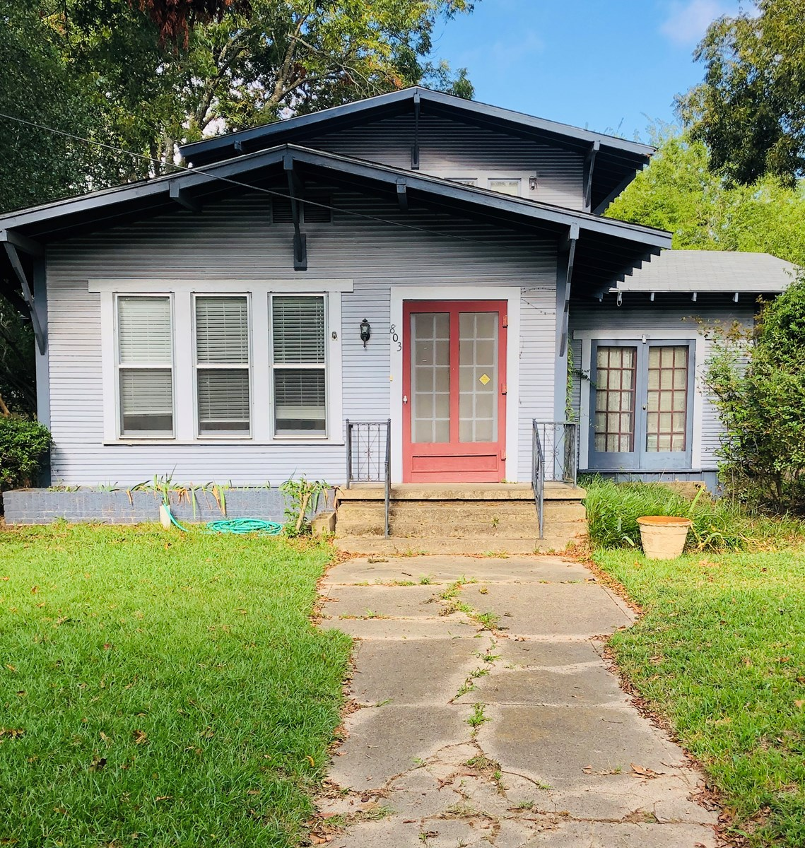 CHARMING 1930's HOME IN TOWN & MOVE IN READY WINNSBORO, TX