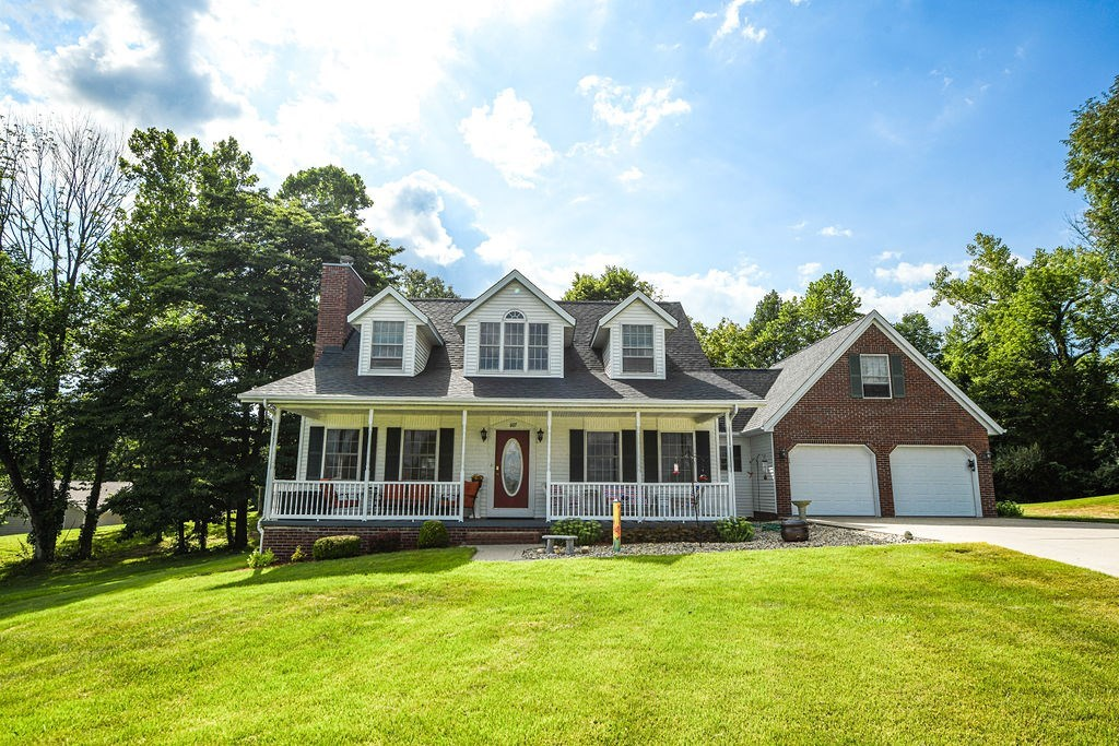 Beautiful Custom Home for Sale | Owen County, IN
