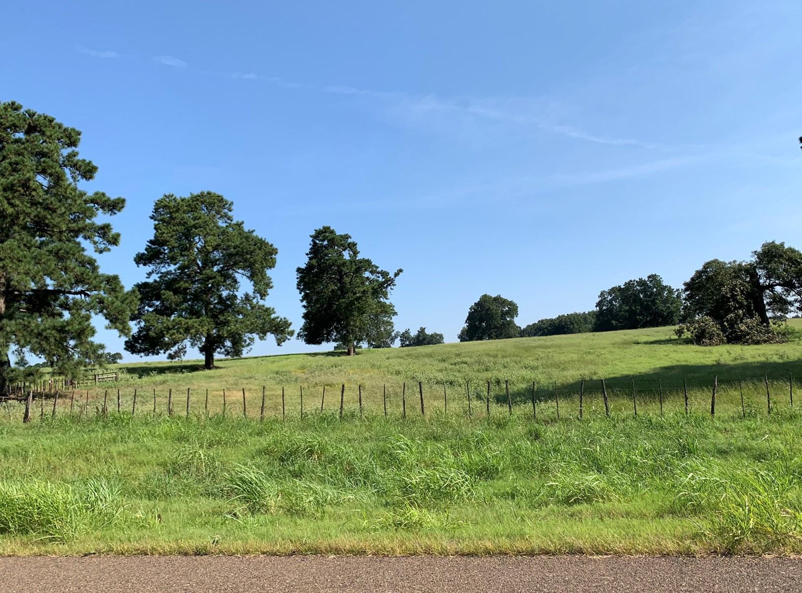 TX ranch for sale hilltop views