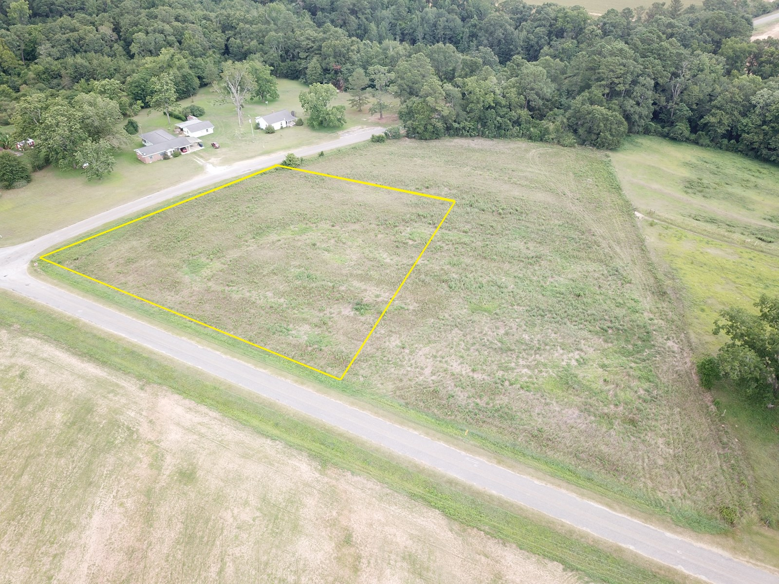 1.5 Acres For Sale on County Rd 55, Hartford, Alabama