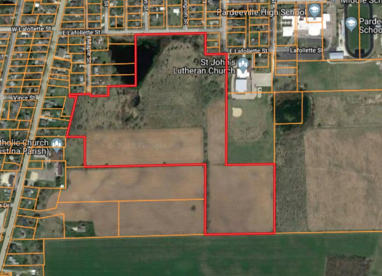43 Acres Tillable/Buildable Pardeeville Online Only Auction
