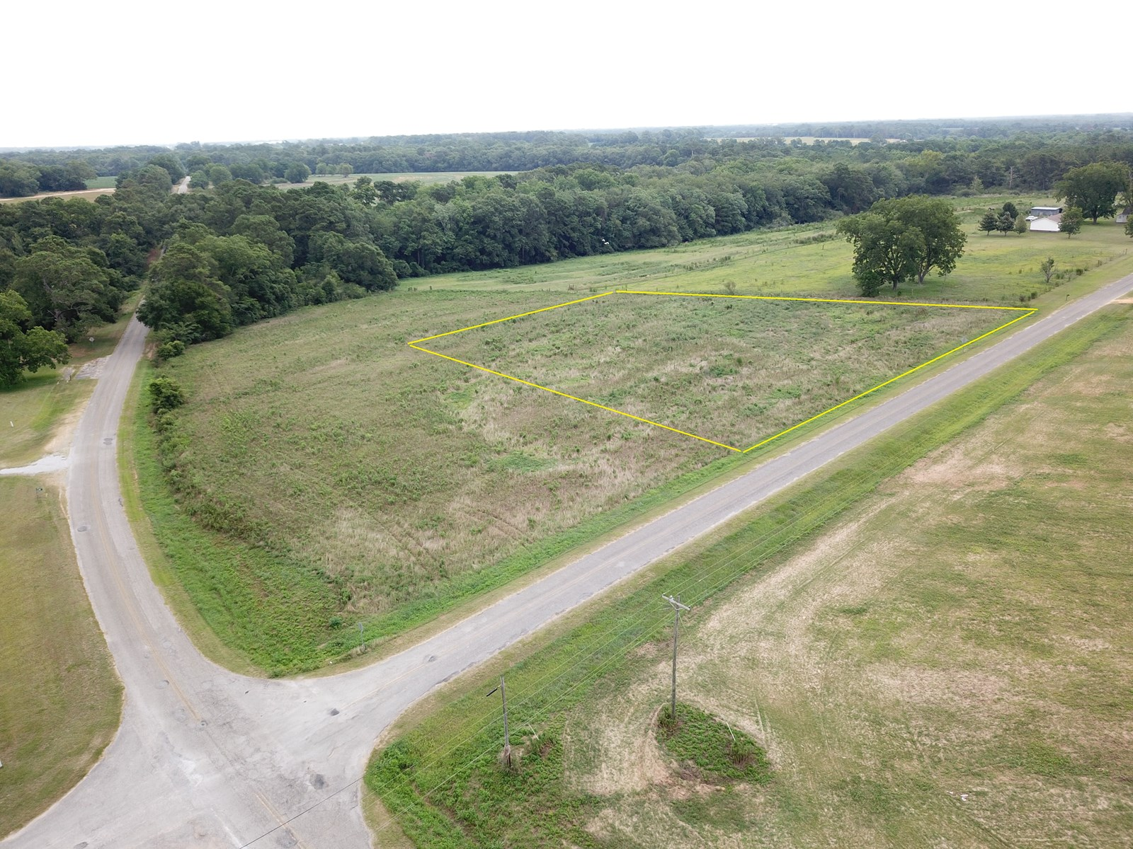 1.5 Acres for sale in Hartford, AL on County Rd 16