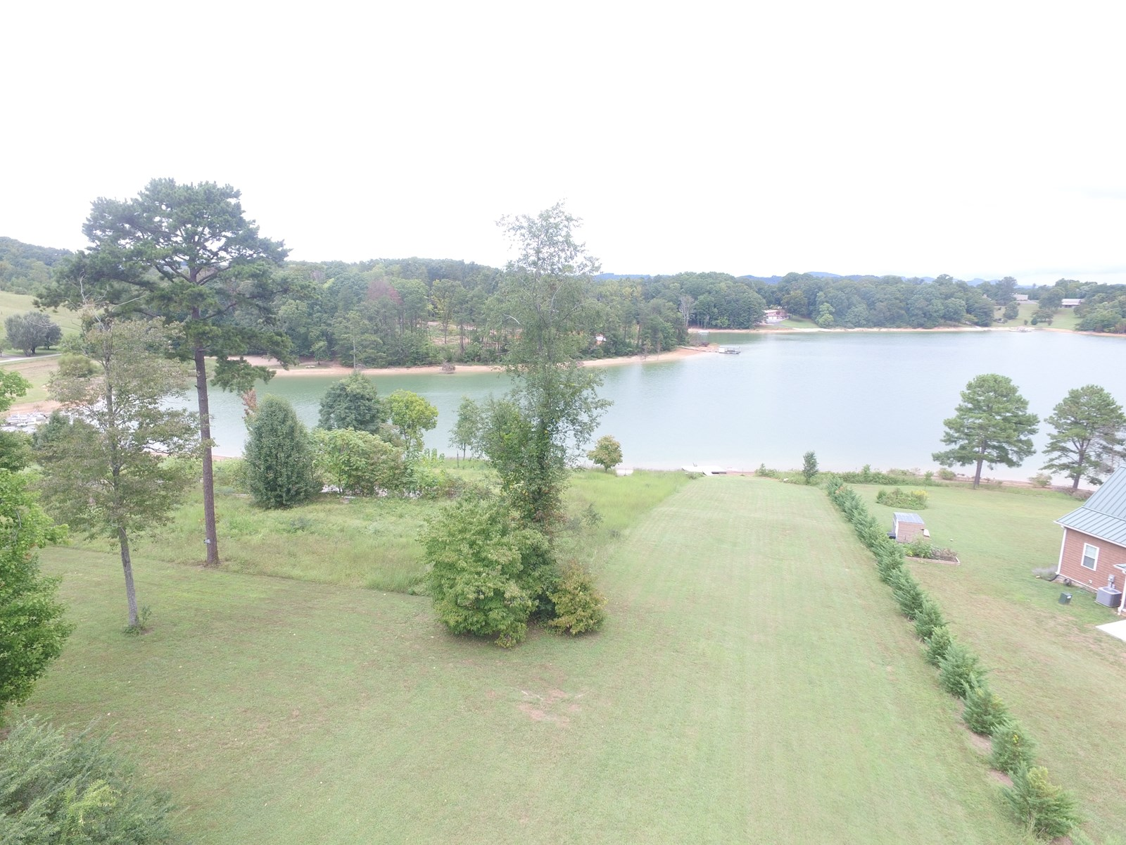 Cherokee Lakefront Lot for Sale -Unrestricted Grainger Co TN