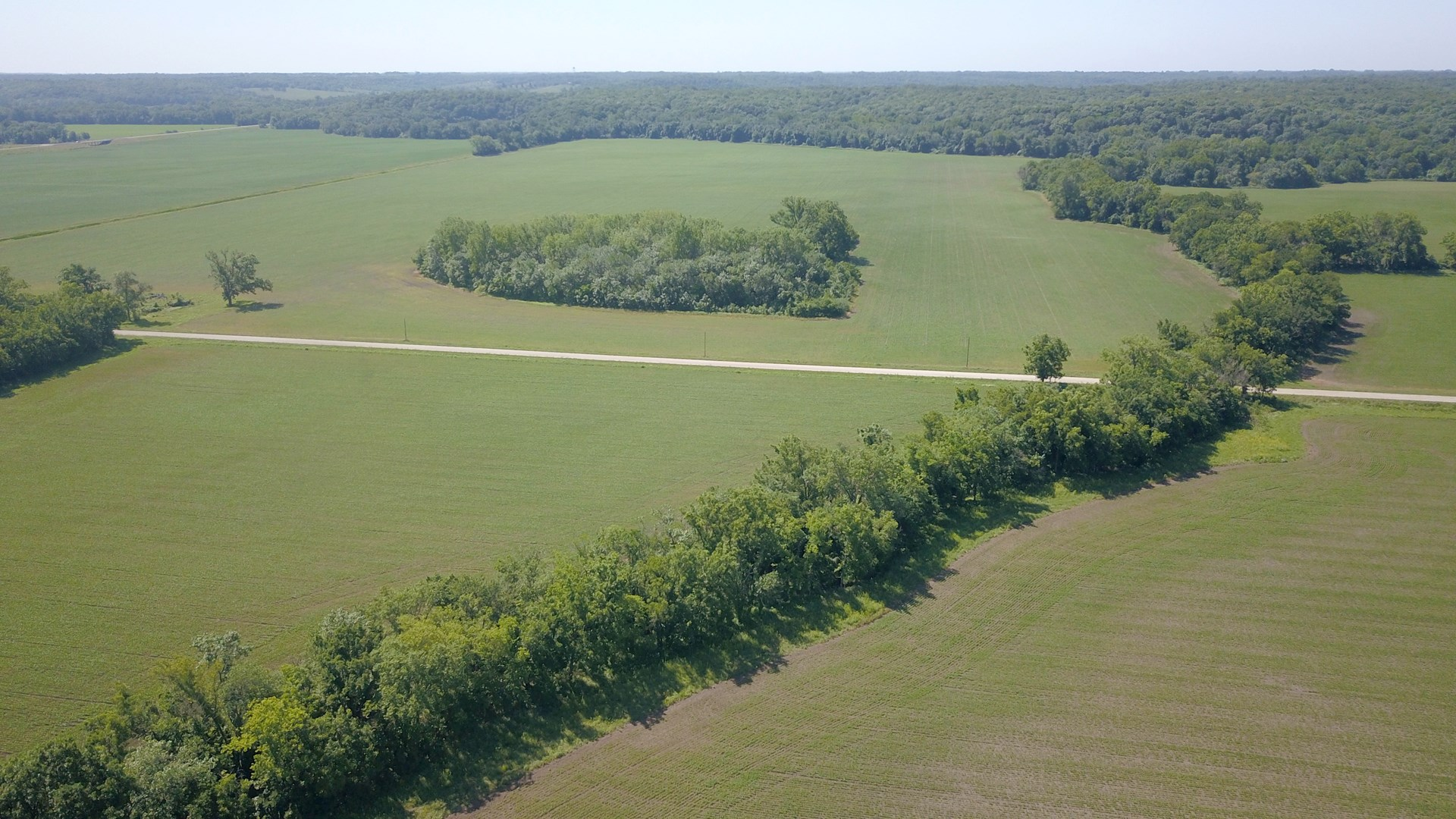 Prime Farmland & Hunting Property For Sale in Southeast KS