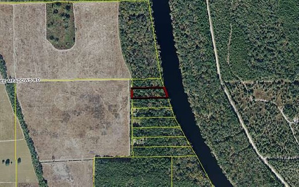 2 Acre river lot property on the Suwannee