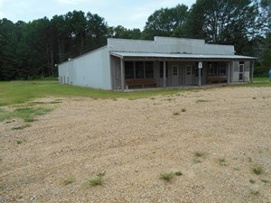 COMMERCIAL BUILDING FOR SALE FRANKLIN COUNTY BUDE MS