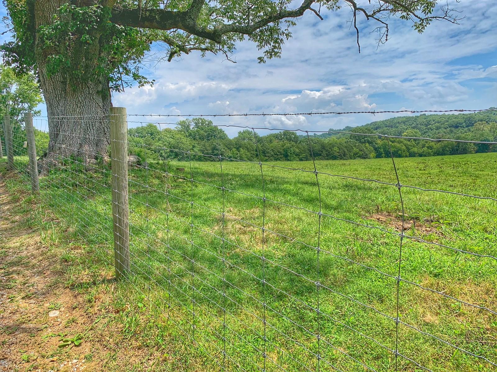 fences and cross fences